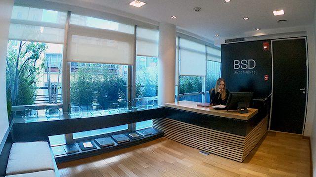 Oficinas BSD